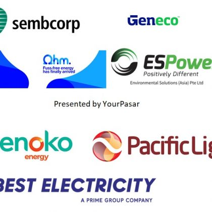 Open Electricity Market - OHM Energy Fixed Plan ⋆ YourPasar
